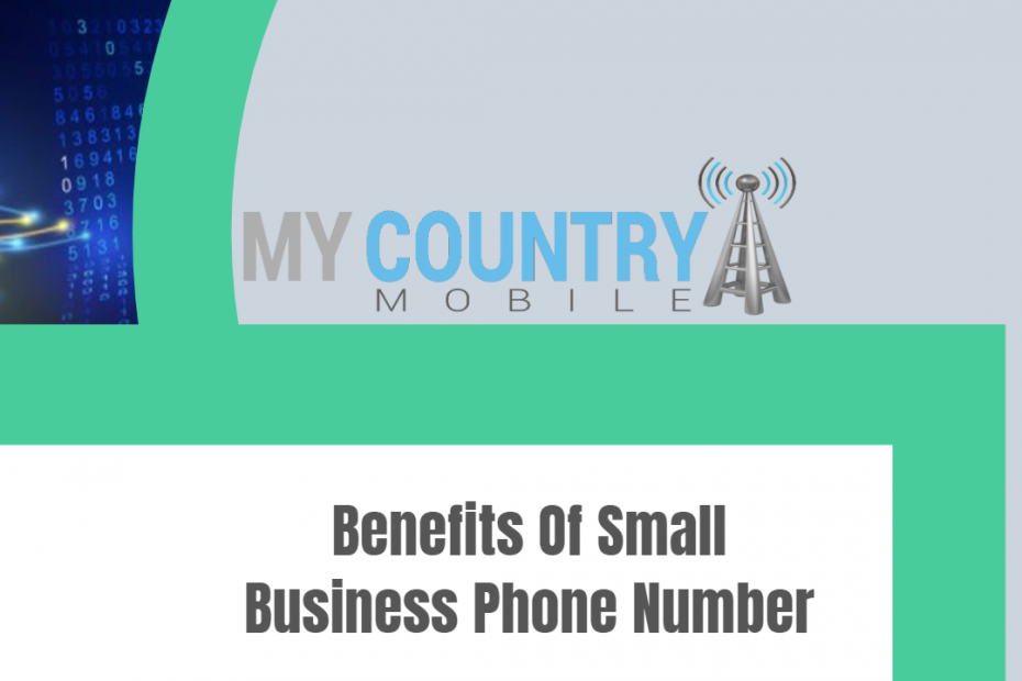 Benefits of Small Business Phone Number - My Country Mobile