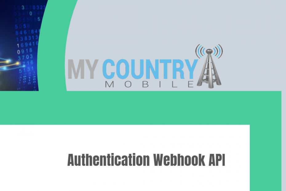 Authentication Webhook API - My Country Mobile
